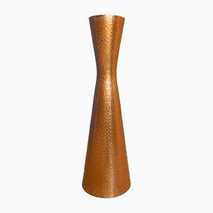Vase Mid-Century Form 2000 en Cuivre de Wall