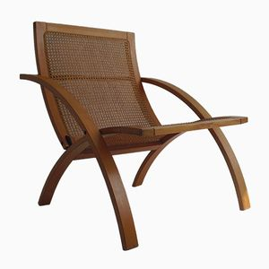 Vintage Dutch Folding Chair by Gijs Bakker for Castelijn, 1976