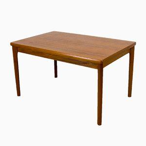 Table de Salle à Manger Extensible en Teck par Henning Kjærnulf pour AM Møbler, Danemark, 1960s