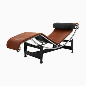 LC4 Pony Lounge Chair by Le Corbusier for Cassina, 1960s
