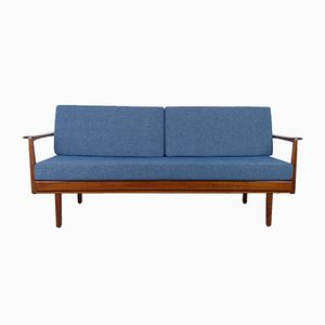 German Sofa Bed from Walter Knoll, 1950s