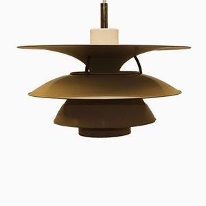 Lampe à Suspension PH 6 1/2 - 6 Charlottenborg Vintage de Louis Poulsen, Danemark, 1960s