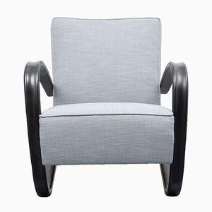 Vintage Modell H269 Sessel von Jindrich Halabala für Thonet