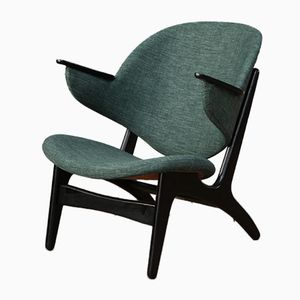 Vintage Danish Armchair by Carl Edward Matthes