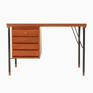 Small Desk by Christian Hvidt & Orla Mølgaard-Nielsen for Søborg Møbelfabrik, 1960s
