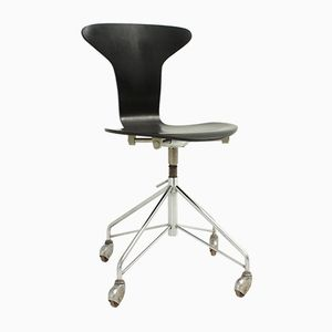 3115 Mosquito Chair by Arne Jacobsen for Fritz Hansen, 1950s