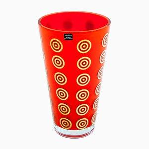 Vase Memphis Vintage par Defne Koz pour Sottsass Associati Egizia