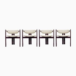 Pamplona Chairs by Augusto Savini for Pozzi, 1960s, Set of 4