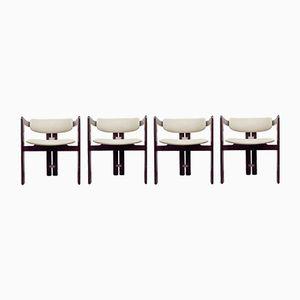 Pamplona Stühle von Augusto Savini für Pozzi, 1960er, 4er Set