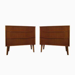 Kleine Kommoden von Austin Suite, 1960er, 2er Set
