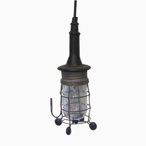 Lampe à Suspension 115-22 Simplex de Ernst Rademacher