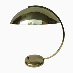 HALA 38 Messing Tischlampe von Hannoversche Lampenfabrik GmbH, Wehrkamp-Richter & Co., 1930er