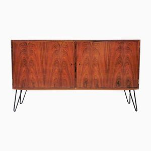 Vintage Rosewood Buffet by Poul Hundevad for Hundevad & Co.