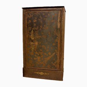 Antique French Safe Box