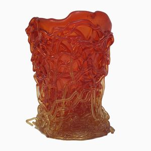 Resin Spaghetti Vase by Gaetano Pesce for Fish Design
