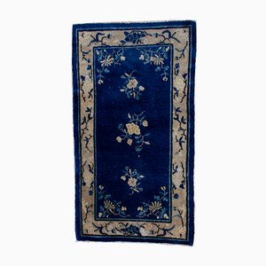 Tapis Peking Antique Fait Main, Chine, 1900s