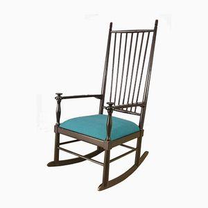 Rocking Chair Vintage par Karl-Axel Adolfsson pour Gemla, Scandinavie, 1950s