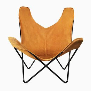Butterfly Chair by Jorge Hardoy-Ferrari for Knoll, 1950s