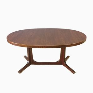 Table Vintage en Palissandre de Baumann, Scandinavie