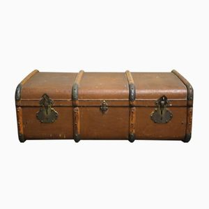 Antique Travel Trunk, 1930s