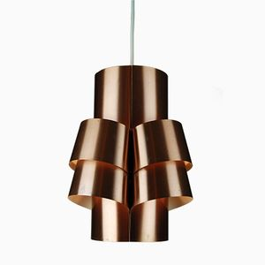 Vintage Copper Pendant by Torsten Orrling & Hans-Agne Jakobsson for Markaryd