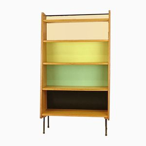 Vintage Display Bookcase by Pierre Guariche, 1950s