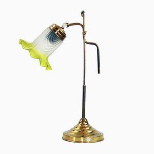 Lampe Swan's Neck Mid-Century de OMI