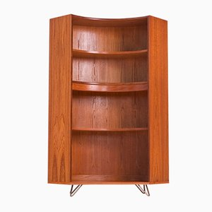 Vintage Teak Corner Bookcase from G-Plan, 1960s