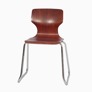 Mid-Century Dining Chair from Flötotto