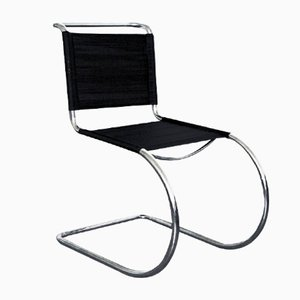 Tubular Steel Chair by Ludwig Mies van der Rohe 1930s  sc 1 st  Pamono : mies van der rohe chaise - Sectionals, Sofas & Couches