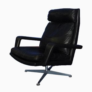 Mid-Century Leather Chair from Hans Kaufeld, 1968