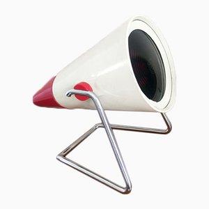 Lampada modello Infraphil di Charlotte Perriand per Philips, anni '70