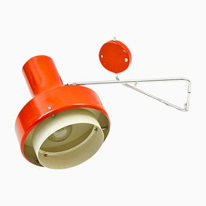 Mid-Century Wall Lamp by Josef Hurka for Napako