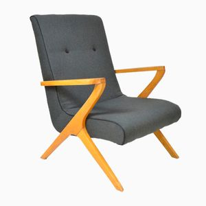 Grey Armchair, 1970s