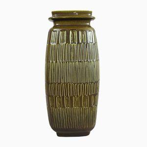 Vintage Swedish Floor Vase by Berit Ternell for Upsala-Ekeby