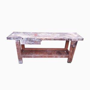 Französischer Vintage Werktisch