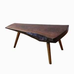 Viennese Tree Trunk Side Table, 1950s