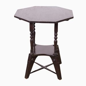 Octagonal Center Table, 1880s