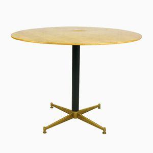 Runder Italienischer Mid-Century Tisch