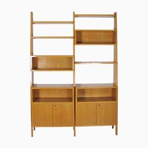 vintage wandregale online kaufen bei pamono. Black Bedroom Furniture Sets. Home Design Ideas