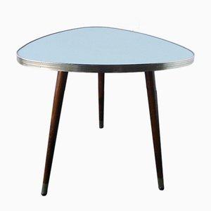 Tavolino da caffè Mid-Century moderno triangolare, anni '60
