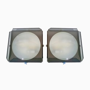 Wall Lights from Veca, 1960s, Set of 2