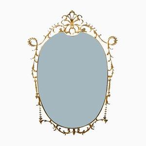 Italian Decorative Wall Mirror, 1960s