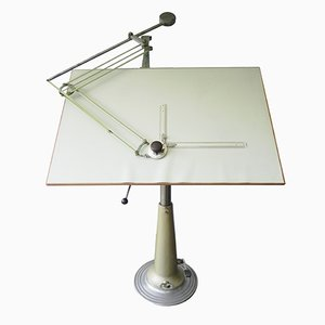 Industrial Drawing Table from Nike Eskilstuna Sweden