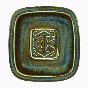 Vintage Keramik Tablett von Gunnar Nylund für Rörstrand