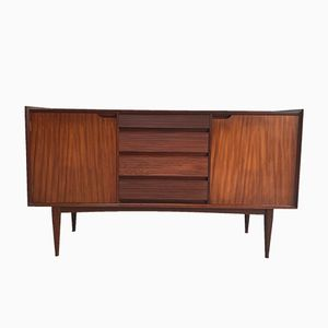 Vintage Dresser in Afromosia Elata by Richard Hornby for Fyne Ladye Furniture Limited