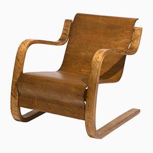 Cantilever Model 31/ 42 Chair by Alvar Aalto for O.Y Huonekalu-Ja Rakennustyötehdas A.B, 1930s