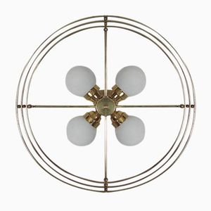 Mid-Century Wall or Ceiling Light, 1960s