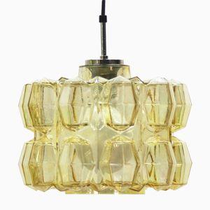 Geometrical Pendant Light from Limburg, 1960s