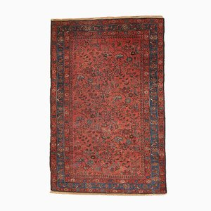 Vintage Persian Lilihan Handmade Rug, 1920s